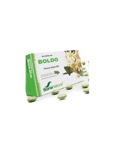 BOLDO 60 comprimidos SORIA NATURAL