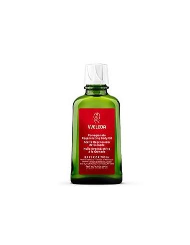 Aceite regenerador de Granada ~ Weleda 100ml. ~ Herbolarios Natura