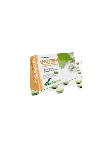 INCEBRIL 60 comprimidos SORIA NATURAL