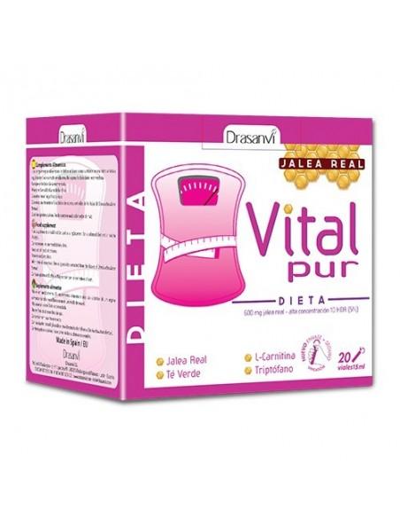 VITALPUR DIETA DRASANVI 20 viales