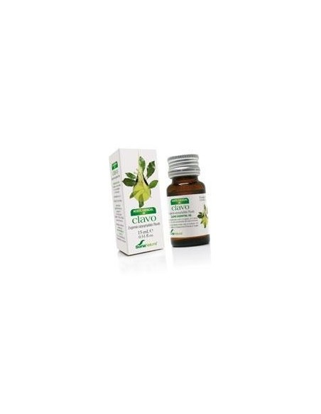 ACEITE ESENCIAL DE CLAVO 15 ml. SORIA NATURAL