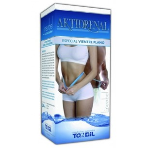 AKTIDRENAL  VIENTRE PLANO  TONGIL 250 ml.