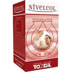 NIVELCOL ~ TONGIL 60 cápsulas HERBOLARIOS NATURA