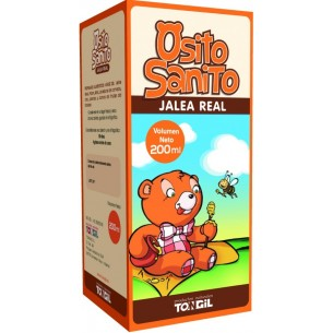 OSITO SANITO JALEA REAL TONGIL 200 ml.