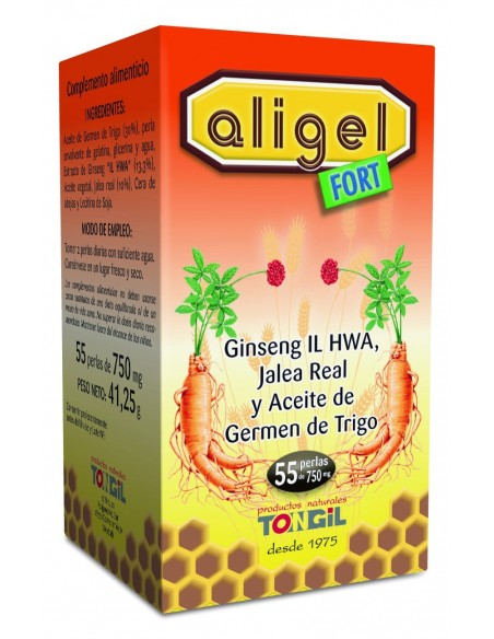ALIGEL FORT TONGIL 55 perlas
