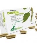10-C DIURIN BETULA  COMPLEX 60 cápsulas  SORIA NATURAL