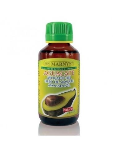 ACEITE PURO DE AGUACATE 125 ml.  MARNYS
