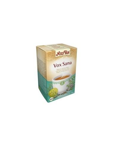 YOGI TEA VOZ CLARA 17 bolsas  BIO