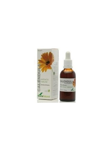 EXTRACTO DE CALENDULA SORIA NATURAL 50 ml.