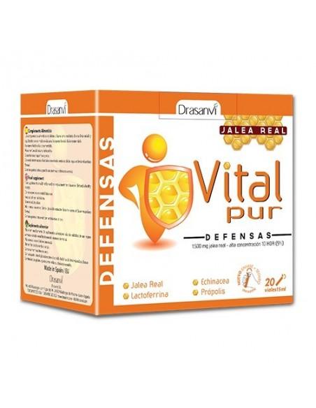 VITALPUR DEFENSAS DRASANVI 20 viales.