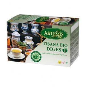 TIXANA  DIGEST ARTEMIS  20 bolsitas BIO