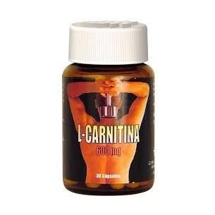 L-CARNITINA TONGIL 30 capsulas