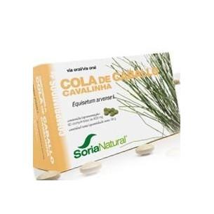 COLA DE CABALLO 60 comprimidos SORIA NATURAL