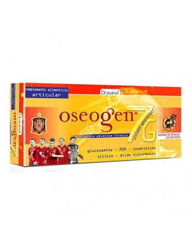 OSEOGEN 7G DRASANVI 20 viales