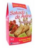 Galletas salvado de avena con frutos rojos, hijas del sol