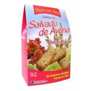 GALLETAS SALVADO DE AVENA 250 gr HIJAS DEL SOL