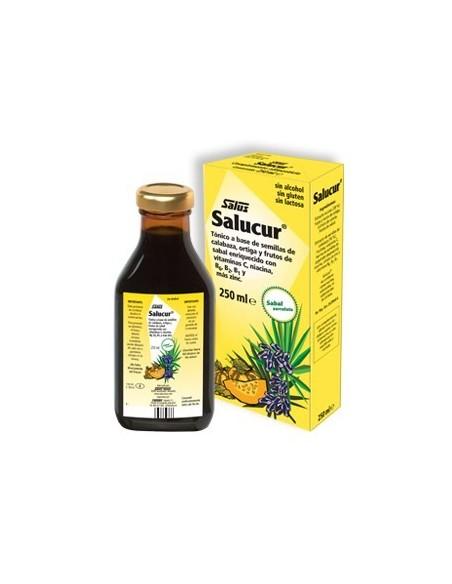 JARABE SALUCUR . SALUS 250 ml.