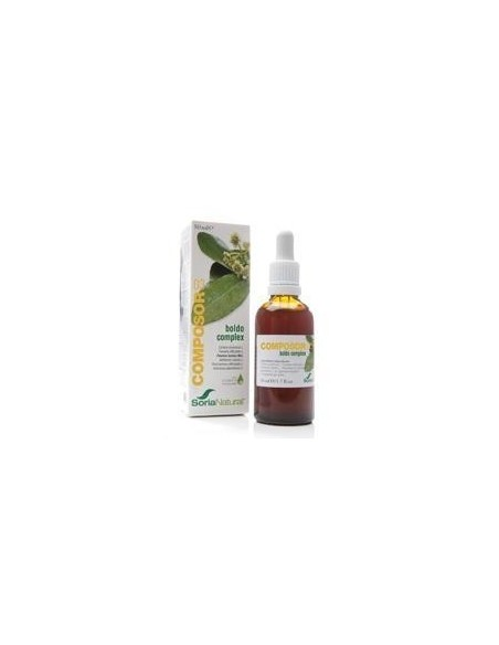 COMPOSOR 3-BOLDO COMPLEX 50 ml. SORIA NATURAL