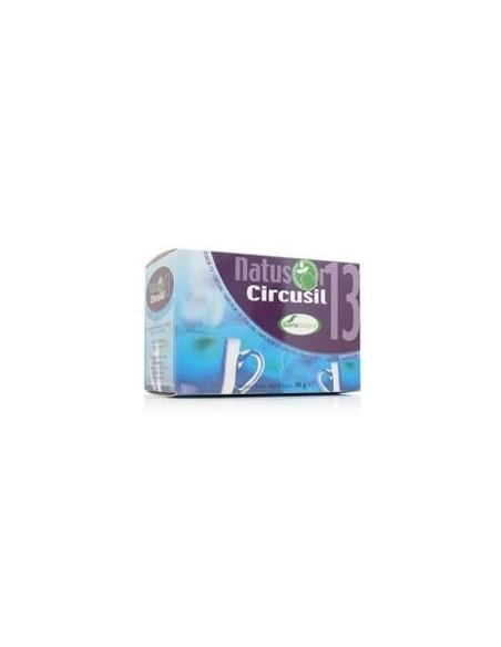 NATUSOR 13-CIRCUSIL 20 filtros SORIA NATURAL