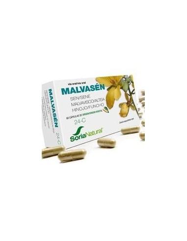 24-C MALVASEN 60 cápsulas SORIA NATURAL