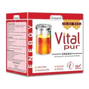 VITALPUR ENERGY 20 viales. DRASANVÍ
