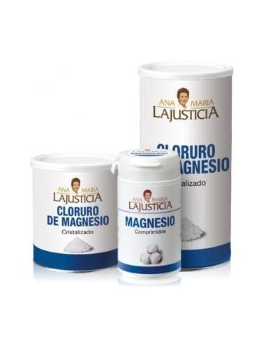 CLORURO DE MAGNESIO CRISTALIZADO ANA MARÍA LAJUSTICIA