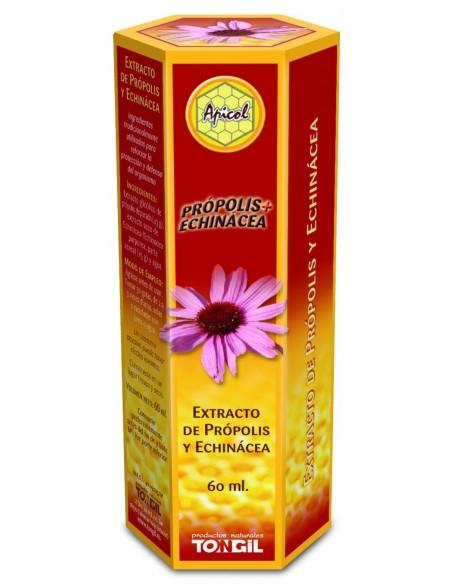 APICOL PROPOLIS + ECHINACEA TONGIL 60 ml.