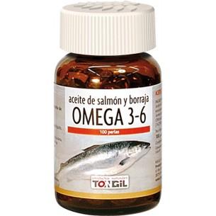 OMEGA 3-6 TONGIL 100 perlas