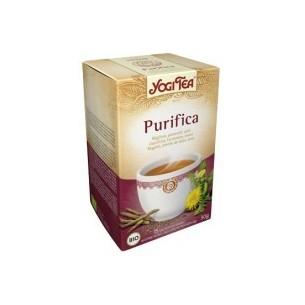 YOGI TEA PURIFICA INFUSION 15 bolsas BIO