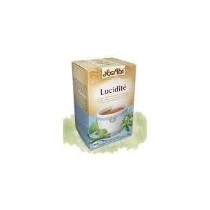 YOGI TEA LUCIDITE (GINKGO) INFUSION 15 bl  BIO