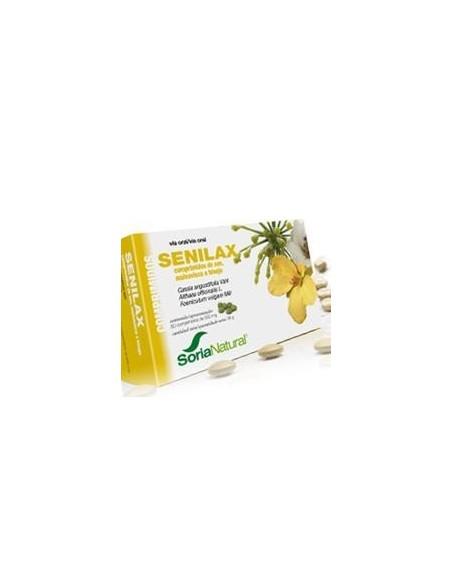 SENILAX 60 comprimidos SORIA NATURAL
