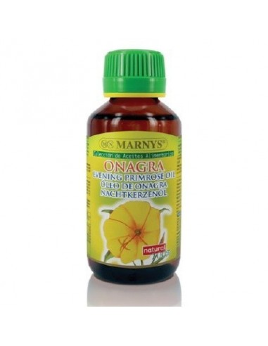 ACEITE PURO DE ONAGRA 125 ml. MARNYS