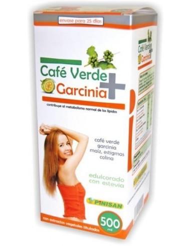CAFE VERDE + GARCINIA ~ PINISAN