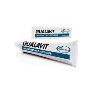 GUALAVIT SORIA NATURAL 40 gr.