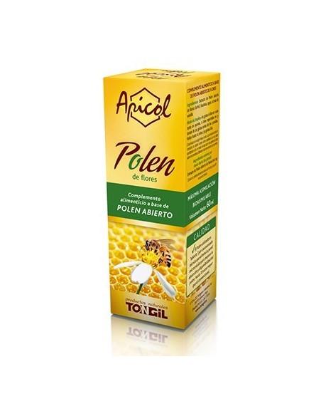 Apicol polen Tongil 60 ml.