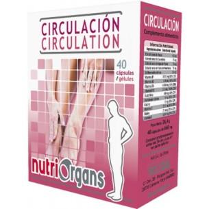 CIRCULACIÓN TONGIL 40 cápsulas