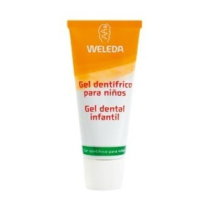 GEL DENTÍFRICO INFANTIL  WELEDA  50 ml