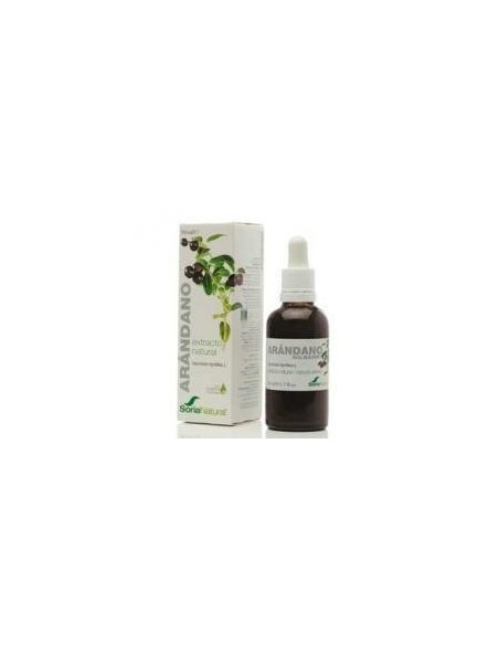 EXTRACTO DE ARÁNDANO SORIA NATURAL 50 ml.
