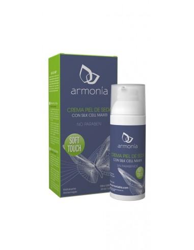 CREMA PIEL DE SEDA. 50 ml. ARMONIA