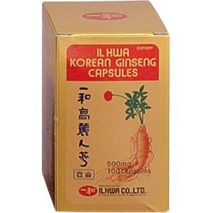 GINSENG IL HWA TONGIL 100 cápsulas
