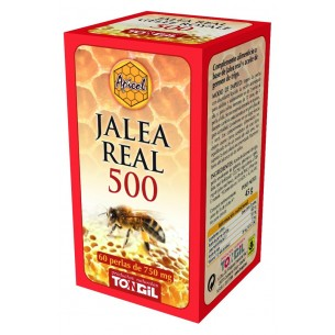 Apicol jalea real Tongil 60 perlas