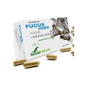 8-C FUCUS COMPLEX 60 cápsulas SORIA NATURAL