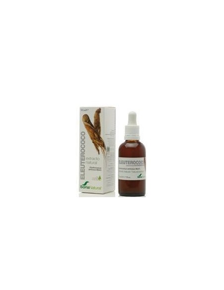 EXTRACTO DE ELEUTEROCOCO SORIA NATURAL 50 ml.