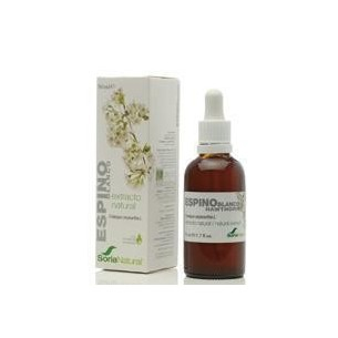 EXTRACTO DE ESPINO BLANCO. SORIA NATURAL 50 ml