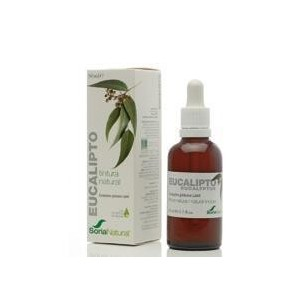 EXTRACTO DE EUCALIPTO 50 ml. SORIA NATURAL