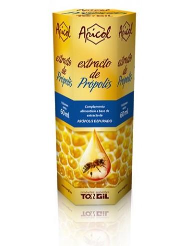 Apicol extracto de própolis Tongil 60 ml Herbolarios Natura