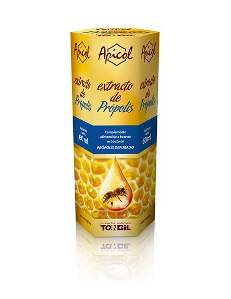 APICOL EXTR. DE PRÓPOLIS .TONGIL 60 ml