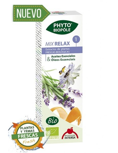 PHYTO-BIOPOLE MIX RELAX 1 INTERSA 50 ml.
