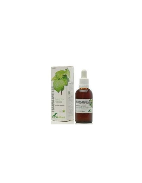 EXTRACTO DE HAMAMELIS 50 ml. SORIA NATURAL