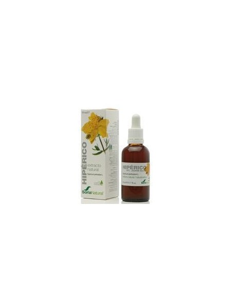 EXTRACTO DE HIPERICO 50 ml. SORIA NATURAL